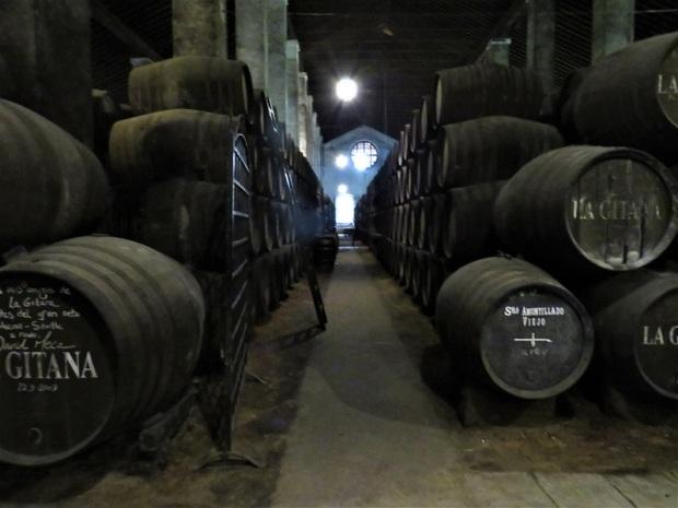 Bodegas Hidalgo - La Gitana, Winery in Cadiz