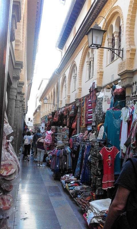 The Albaicin, Granada