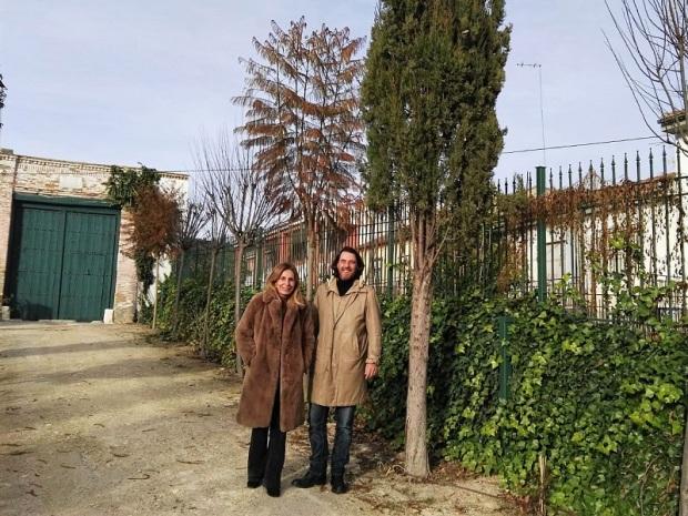 Luis and Begonia, Casa Grande de Zujaira