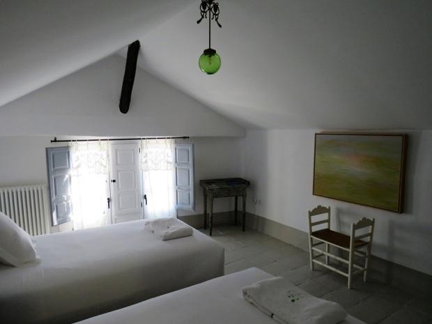 La Casa Grande de Zujaira, Attic Bedroom