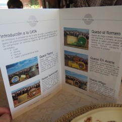 Queseria Mendoza Cheese Tasting