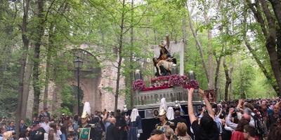 Holy Week Procession Santa María de la Alhambra