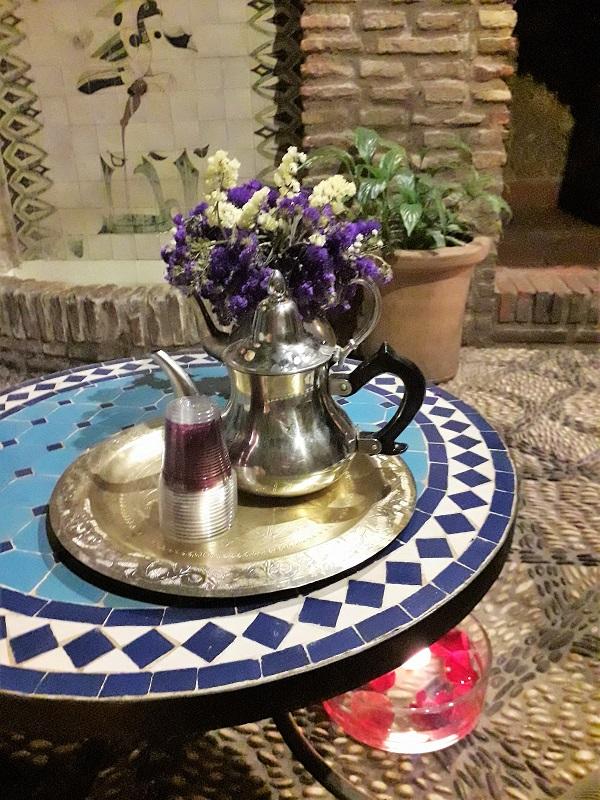 Hammam Al Andalus, Cordoba, Waiting Lounge