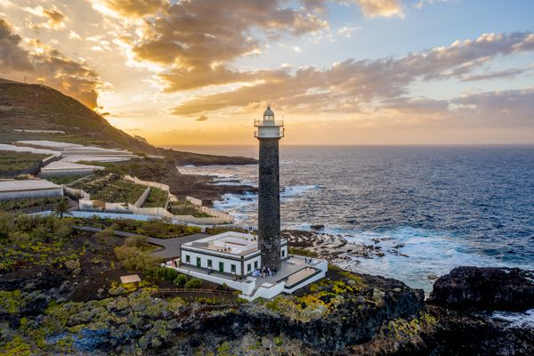 Lighthouse Hotel - Faro Cumplida, La Palma, Canary Islands