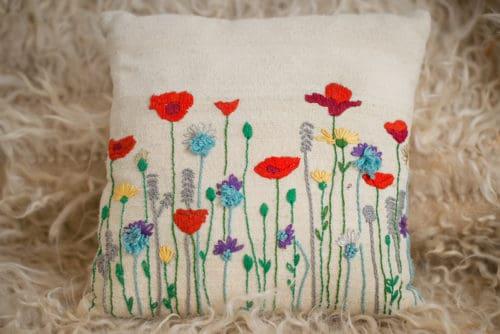 poppy cushio